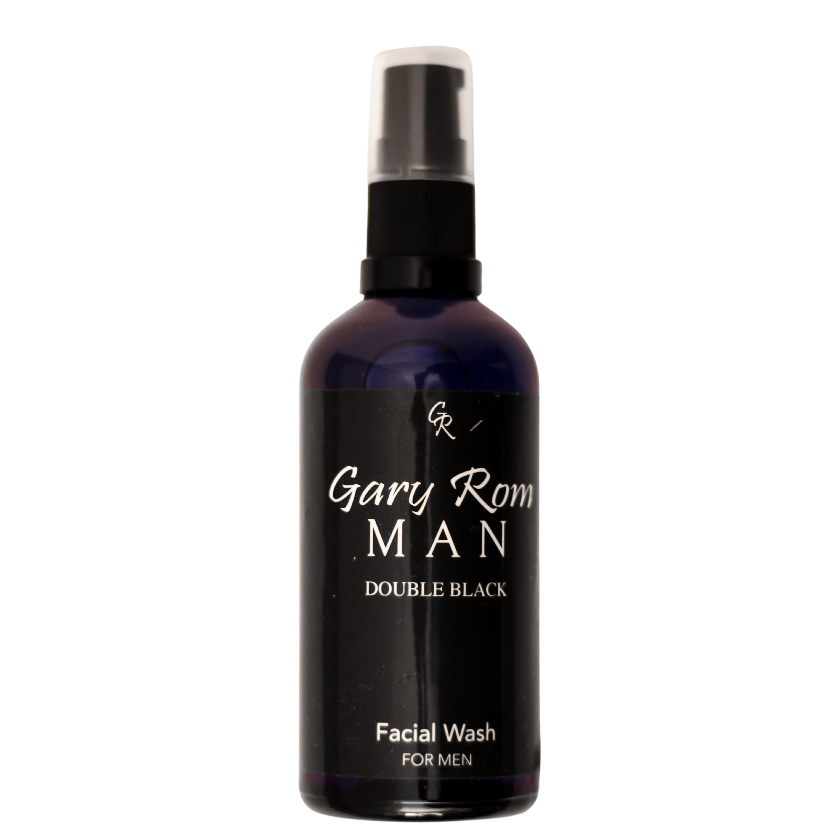 Gary Rom Double Black Face Wash